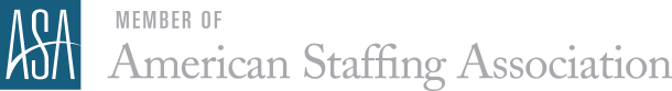 Techstaff is a member of the American Staffing Association